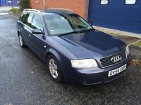 2005 AUDI A6 1.9 TDI 130 FINAL EDITION AVANT ESTATE - NAV - LEATHER - SENSORS - MOT DEC 17 A4 SPORT