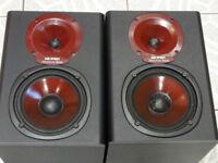 Soundcraft Spirit Absolute Zero Nearfield Monitors Excellent Working order