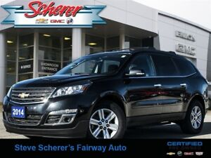 2014 Chevrolet Traverse 2LT LEATHER ALL WHEEL DRIVE