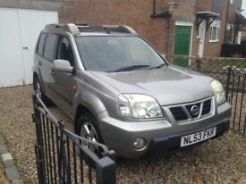 Well maintained XTrail Sport X
