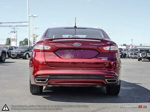 2016 Ford Fusion TITANIUM | NAV | BACK UP CAM | Cambridge Kitchener Area image 5