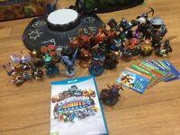 Wii U Skylanders & Disney Infinity Games and Characters