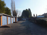 Garage to rent in secure location ideal Storage / Car - access 24/7 near Shirley train station