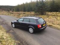 A4 Avant Tdi Auto (cash sale or swap for Van or car )
