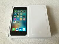iPhone 6 64GB factory unlocked sim-free space gray with warranty in box for sale