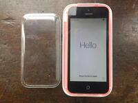 iPhone 5C 32GB Pink Unlocked