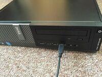 Dell Optiplex 7010, i5-3570 @ 3.4 Ghz Quad Core processor, 8GB Memory, DP ports x2, 120gb SSD £200