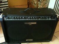 Behringer GMX212 120W Modelling Guitar Amplifier