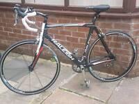 Raleigh comp carbon fibre Road bike