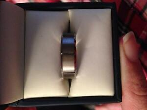 Male tungsten wedding band Regina Regina Area image 1