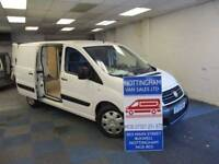 FIAT SCUDO MULTIJET 2L LWB ONLY 67,391 MILES LIKE NEW ! 2010