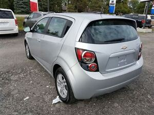 2012 Chevrolet Sonic LS - FREE WINTER TIRE PACKAGE - With the Pu London Ontario image 9