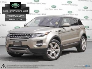 2014 Land Rover Range Rover Evoque 1.9% TO 60MONTHS, WTY TO 160,