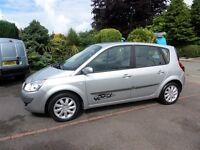 Renault scenic for sale all round car for every day use and family use loads of room