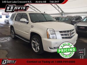 2014 Cadillac Escalade NAVIGATION, SUNROOF, REAR DVD PLAYERS,...