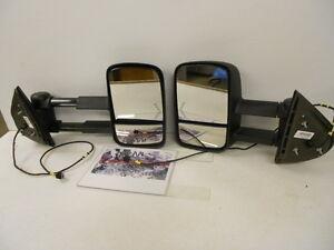 Extendable Mirrors Chevy Silverado