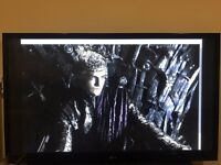 """Television LG 50"""" Full HD Plasma TV with freeview HD and 600Hz 50pz550t"""