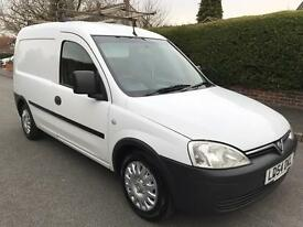 2005 Vauxhall Combo 1.7 DI***GREAT EXAMPLE**VERY RELIABLE VAN**