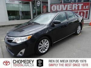 2012 Toyota Camry XLE V6 CUIR TOIT MAGS GPS