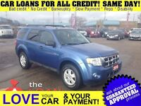 2010 Ford Escape XLT * GET PRE-APPROVED TODAY!