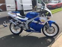 Suzuki rg125f fun very rare bike tzr rgv nsr collectors bike SWAPS ???