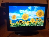 Technika 26 inch HD LCD TV with FREEVIEW