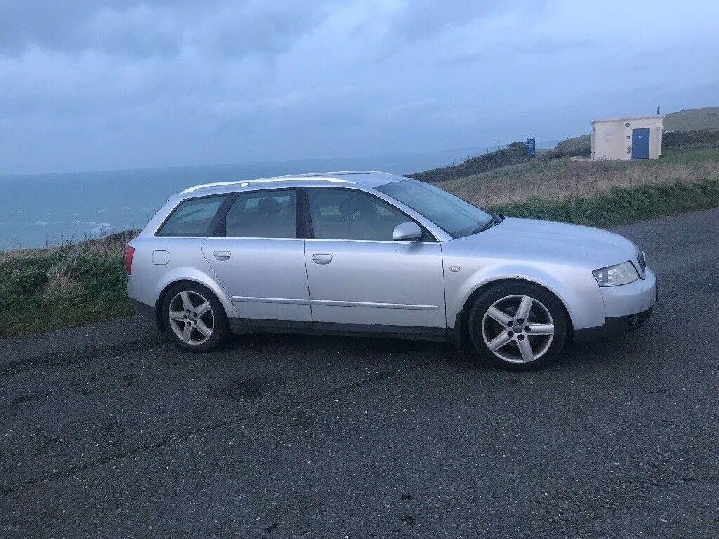 Audi A4 Avant tdi sport 130bhp