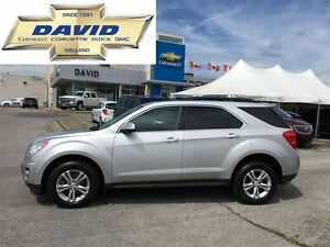 2010 Chevrolet Equinox 2LT FWD, POWERLIFTGATE, LEATHER, LOCAL TR