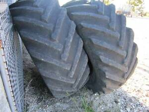 Tractor Tyres - Goodyear 24.5 x 32 Millmerran Toowoomba Surrounds Preview