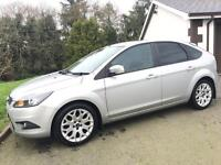 FORD FOCUS 1.6 TDCI ZETEC 2010 ***MOT JUNE 2017*** ONLY £30 ROAD TAX***
