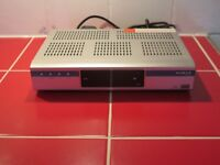 HUMAX FREEVIEW SET-TOP BOX F2 FOX T EXCELLENT CONDITION