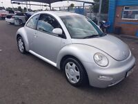 FOR SALE VOLKSWAGEN BEETLE 2.0 PETROL AUTOMATIC