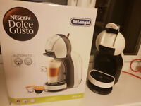 De'Longhi Nescafe Dolce Gusto MiniMe Coffe Machine - White