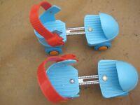 Children's Adjustable Plastic Roller Skates