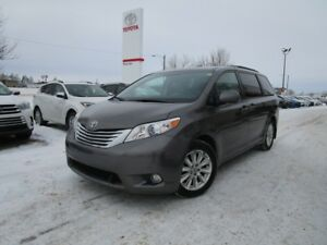 2011 Toyota Sienna Limited 7 Passenger Limited AWD, Taylor Ce...