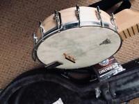 Deering Goodtime Banjo upgraded in hard case