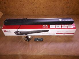 LAS160B LG 50 Watt 2 CHANNEL BLUETOOTH SOUNDBAR SPEAKER