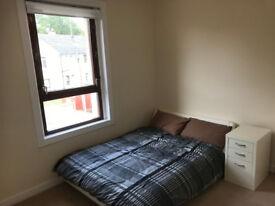 Bedroom to let near Queen Elizabeth University Hospital, Govan.