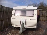 Caravan Birth Carlight Caravan