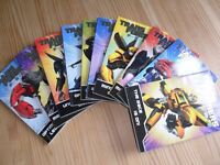 Transformers Prime selection of 10 story books.