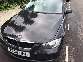 BMW 3 Series 2.0 320D Auto Black