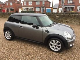 2009 MINI COOPER D 1.6 GRAPHITE ** PART EXCHANGE AVAILABLE** **ONE LADY OWNER FROM NEW**