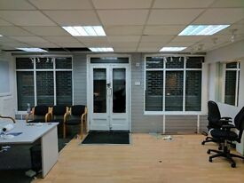 MODERN, SPACIOUS OFFICE WITH ROOMS AND SHOP FRONT TO LET IMMEDIATELY