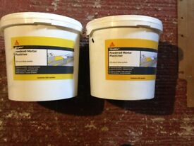 silka plasticiser x2 containers 500 sachets in all