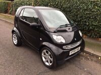 2005 SMART FORTWO PULSE61 AUTO, FULL HISTORY , 01 PREVIOUS OWNER , LOW MILEAGE 19K