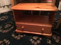 TV Stand table Chucky pine wood