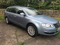 Volkswagen Passat 2.0 Diesel , TDI CR Highline DSG 5dr , Full History, Timing Belt done , Automatic