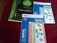 National 5 maths books