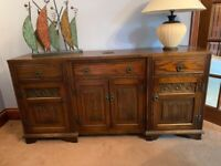 Old Charm Large Sideboard