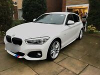 BMW 1 Series 120D M Sport Automatic Diesel 190BHP Facelifted